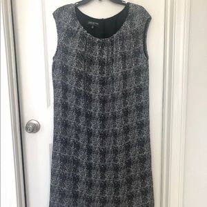 Jones New York Collection silk blend dress size 12